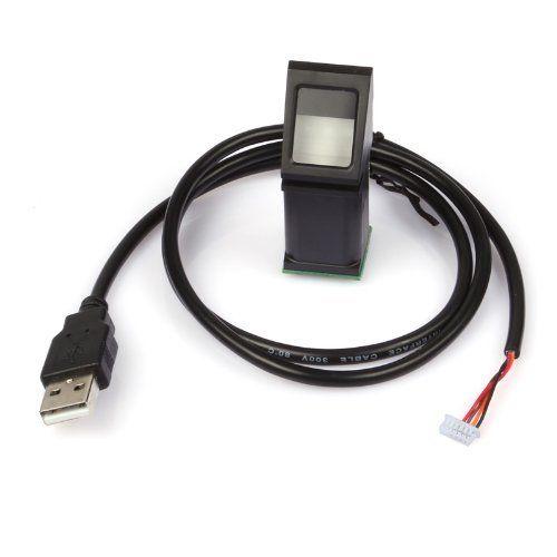 RE-104 Optical Fingerprint reader Sensor Module sensors All-in-one for Arduino Locks Black