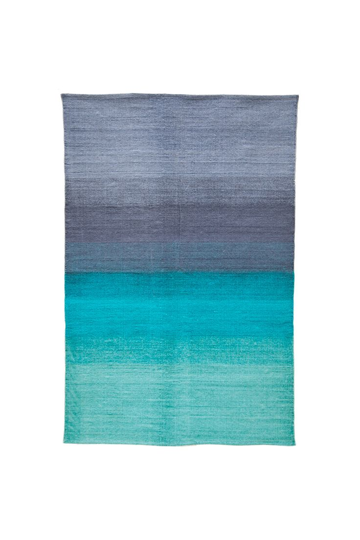 Heal's | Sunset Large Rug Blue - Rugs - Rugs - Living Room