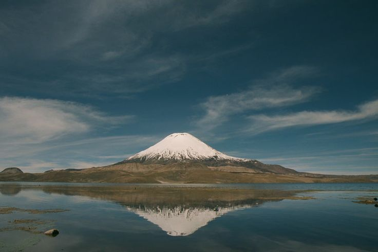 Volcan Parinacota | Insolit viajes