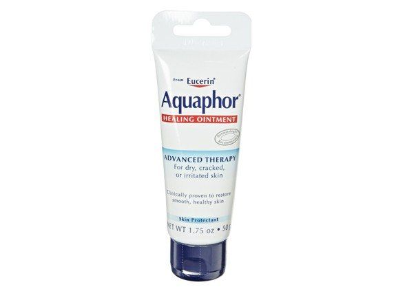 Aquaphor Healing Ointment: Use in anywhere on your body that needs a shot of extra moisture.   mntrinemo: I call it dermatological duct tape