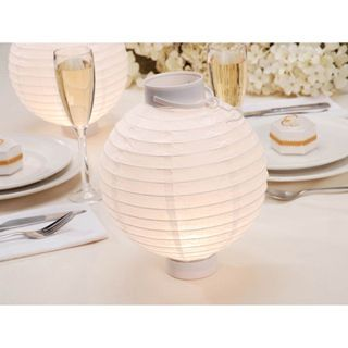 Something Blue - Victoria Lynn - Bridal Collection - White Battery Operated Paper Lanterns, R149.50 (http://www.somethingblue.co.za/victoria-lynn-bridal-collection-white-battery-operated-paper-lanterns/)