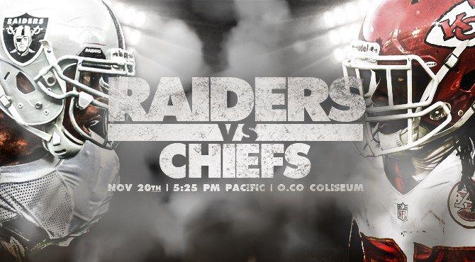 Watch NFL Games Oakland Raiders vs Kansas City Chiefs Live Online Thursday football games TV Broadcast on Thursday Night Football live direct Online TV Streaming. NFL Football Game LIVE ONLINE TV S…
