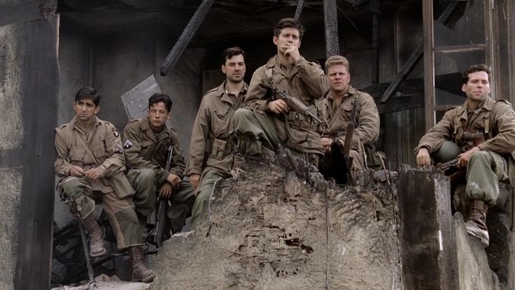 Damian+Lewis+Band+of+Brothers | ron livingston eion bailey band of brothers damian lewis ron