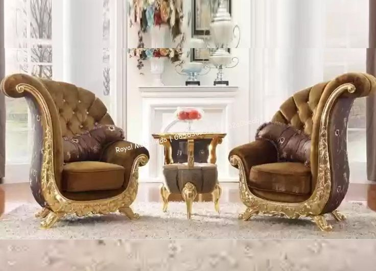 Set Sofa Teras Ukir Bissini Mewah