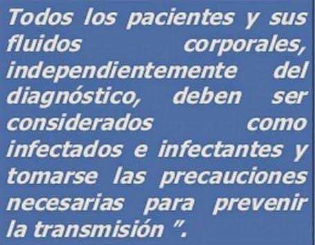 ENFERMERAS PERU: Enfermeras - Enfermeros - Enfermería Web: NORMAS DE BIOSEGURIDAD