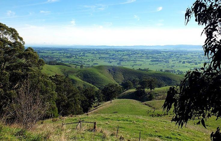 Latrobe Valley view
