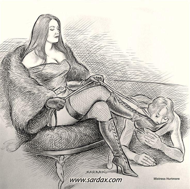 Erotic Historical Fantasy Femdom 23