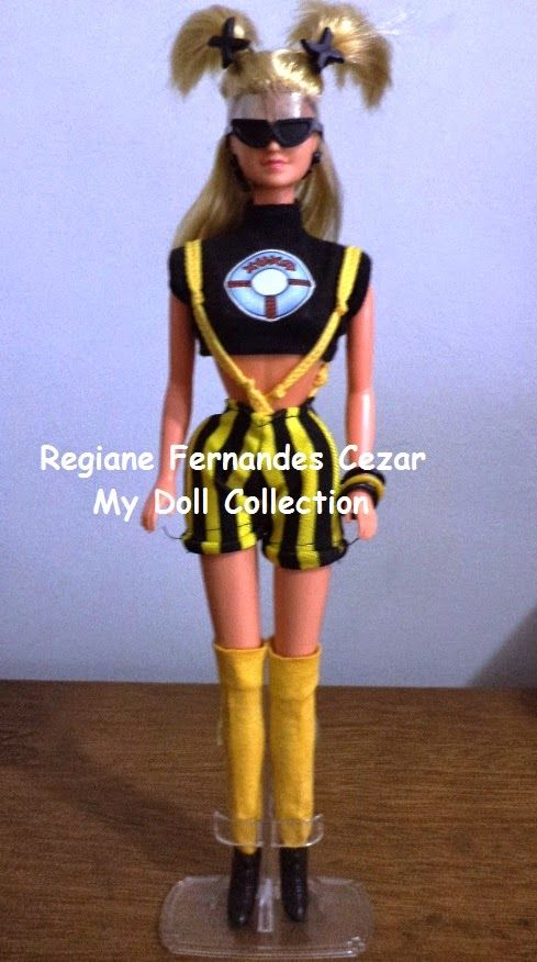 My Dolls Collection: Xuxinha Verão, 1988, Mimo #boneca #xuxa #mimo