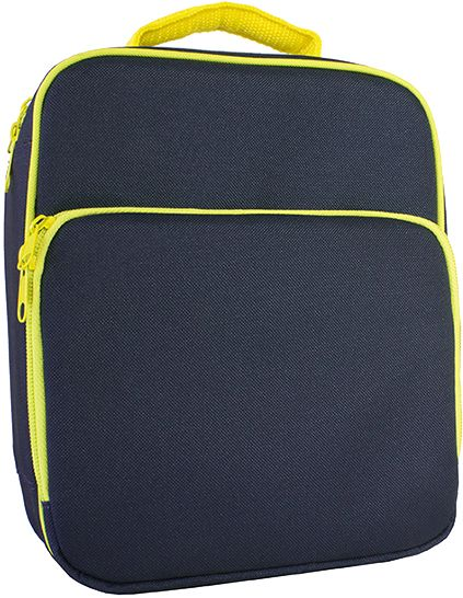 Bentology Lunch Bag - Midnight Style, one of 4 styles. Free of lead, BPA, Phthalates or PVC