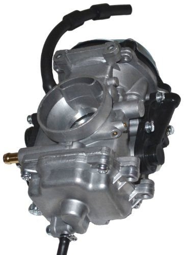CARBURETOR YAMAHA BEAR TRACKER 250 YFM 250 YFM250 ATV QUAD 1999-2004 BRAND NEW  CARBURETOR YAMAHA BEAR TRACKER 250 YFM 250 YFM250 ATV QUAD 1999-2004 BRAND NEW A TOP QUALITY COMPLETE REPLACEMENT CARBURETOR.      Give your machine the new power and torque it really deserves, and have more fun with the power at your finger tips.                             BRAND NEW.   1x Carburetor.  1x Throttle Base Cover.  1x Throttle Cable Clip.  4x Base Cover Screw.  1x FREE Inline Fuel Filter.    ..