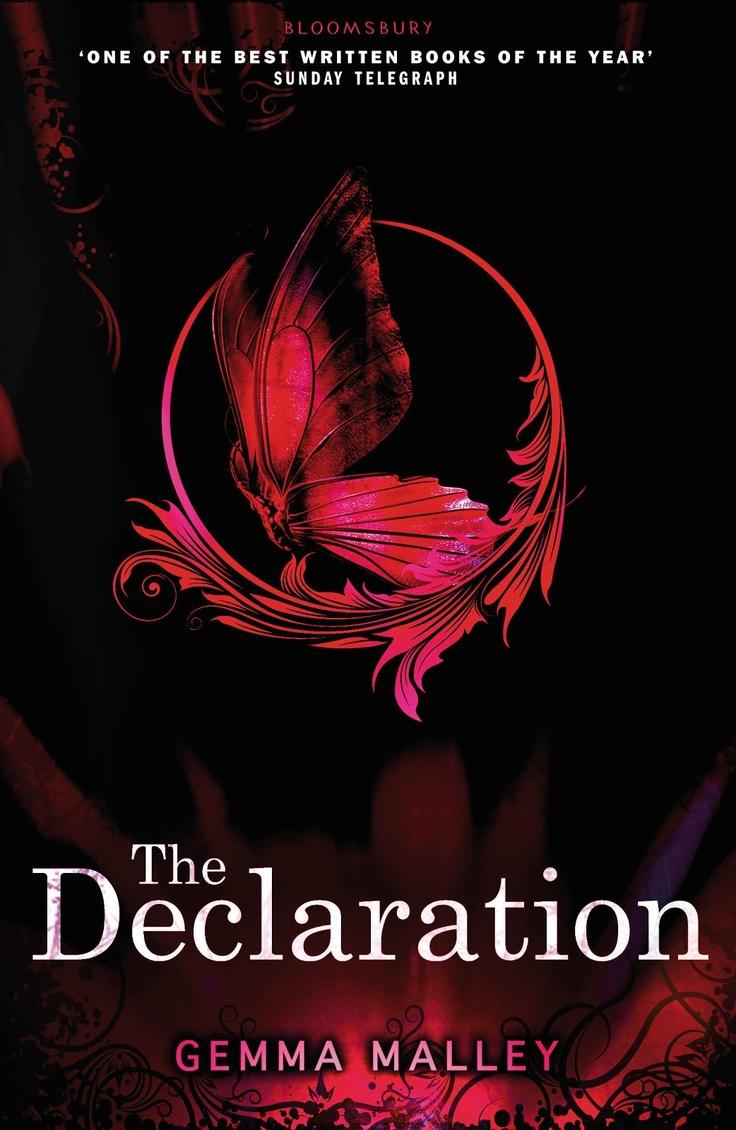 The Declaration, Gemma Malley