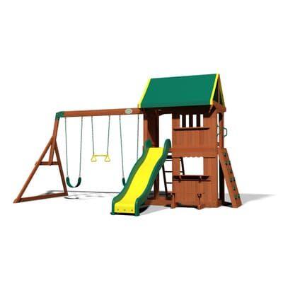 Backyard Discovery Somerset All Cedar Swing Set-65012com ...