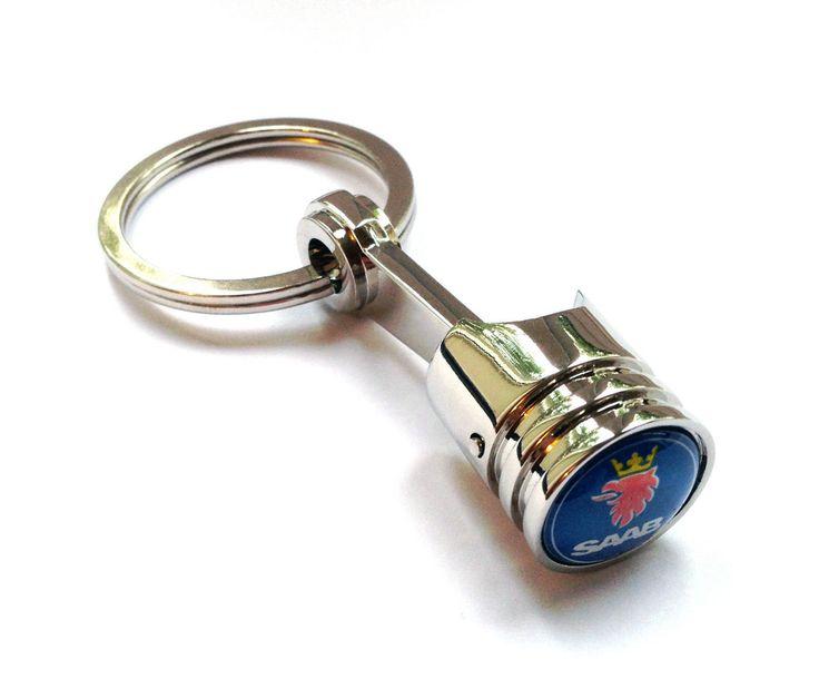 Saab Chrome Engine Piston Keyring Key Chain.Griffin 9-3 9-5 turbo | Vehicle Parts & Accessories, Automobilia, Branded Automotive Merchandise | eBay!