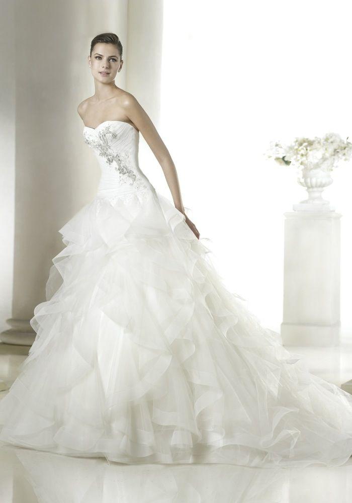 60 besten Sat. Patrick - Wedding Dress Bilder auf Pinterest ...