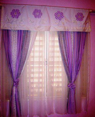 17 mejores im genes sobre cortinas en pinterest corbatas - Lazos para cortinas ...