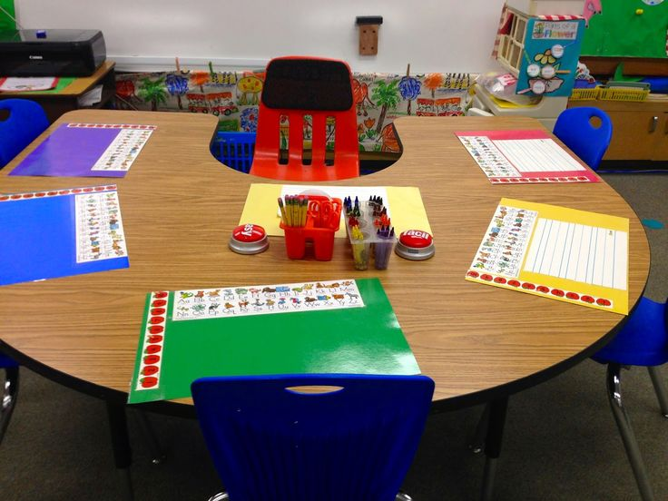 It's Starting To Come Together: Classroom Set Up
