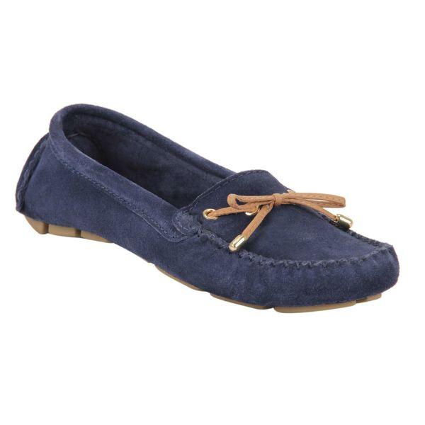Blue Comfort! #shoestock #bestsellers #mocassim #blue #comfort #verao2015 - Ref 25.03.0068