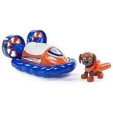Paw Patrol - Zumas All Stars Hovercraft - Véhicule et figurine