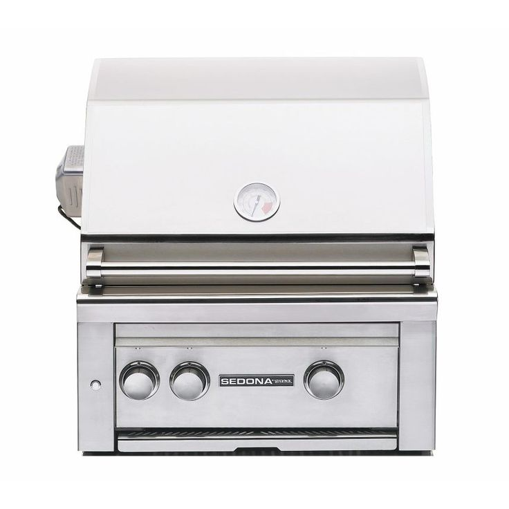 Sedona By Lynx 24  Built-In Propane Gas Grill with Rotisserie ProSear