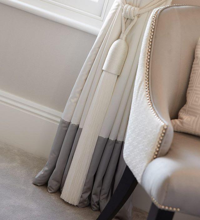 Bon Silk Wallpaper, Belgian Style, Color Schemes, Bedroom, Interior, Townhouse,  Feminine, Instagram, Window Treatments