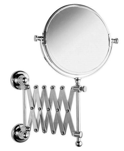 1000 Ide Tentang Extendable Shaving Mirrors Di Pinterest  Cermin Inspiration Extendable Bathroom Mirror Decorating Design