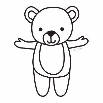 beer kleurplaat - Google zoeken