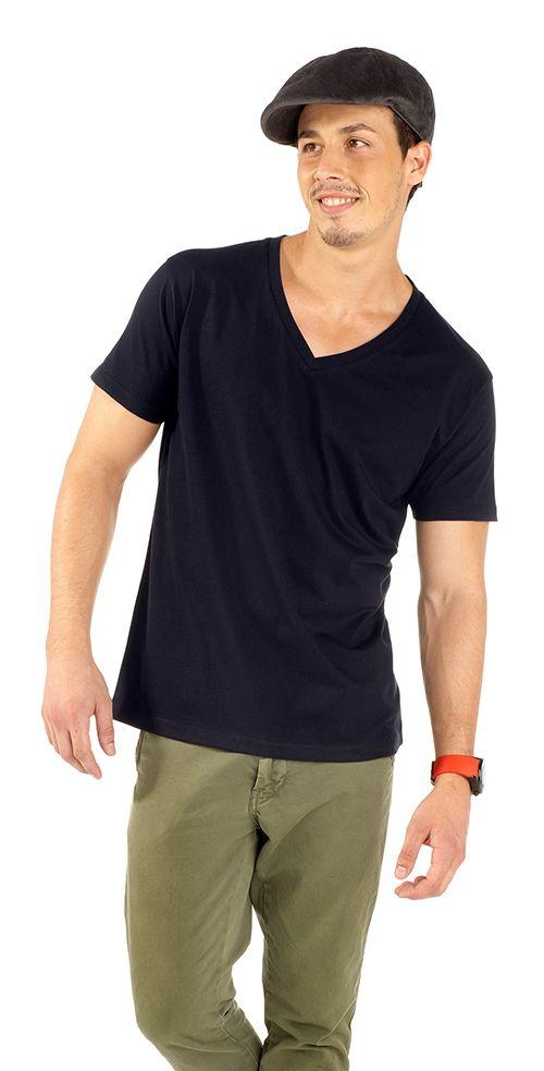 Camiseta Roly Vegas color marino