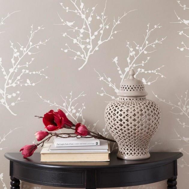 Sunny Mimosa U0026 Bright White Area Rug. Renters WallpaperTemporary ...
