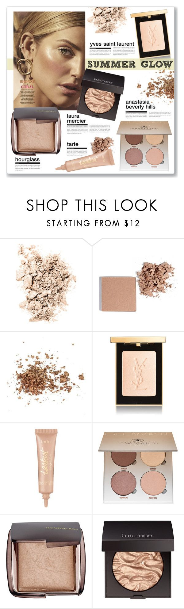 """""""Summer Glow"""" by annabmikkelsen ❤ liked on Polyvore featuring beauty, NARS Cosmetics, Trish McEvoy, Topshop, Yves Saint Laurent, BoConcept, tarte, Anastasia Beverly Hills, Hourglass Cosmetics and Laura Mercier"""