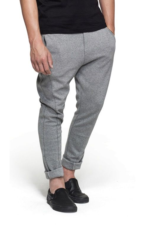 @Onepiece Drift Pant Grey Mel
