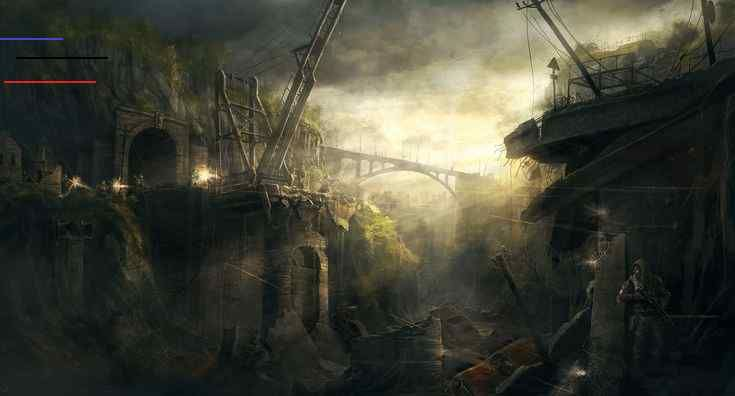 Pin By Lindsyheloiselaneec On Wallpaper World Wallpaper Concept Art Post Apocalyptic City