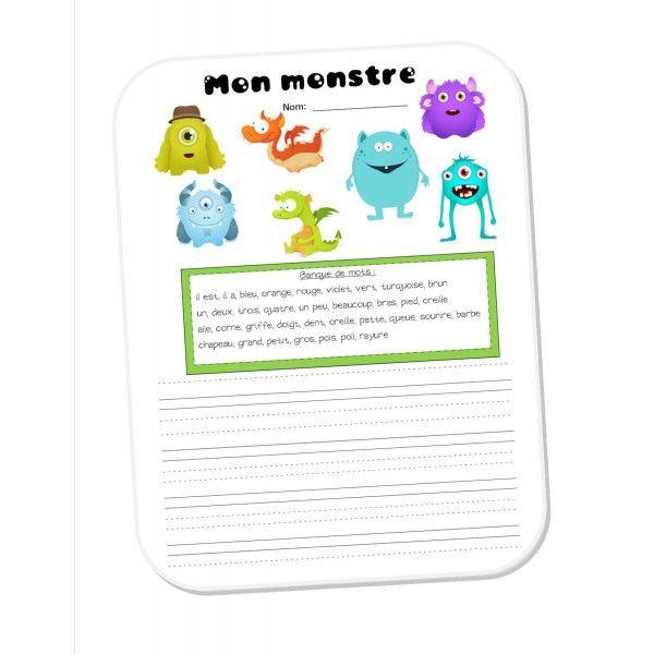 Description d'un monstre