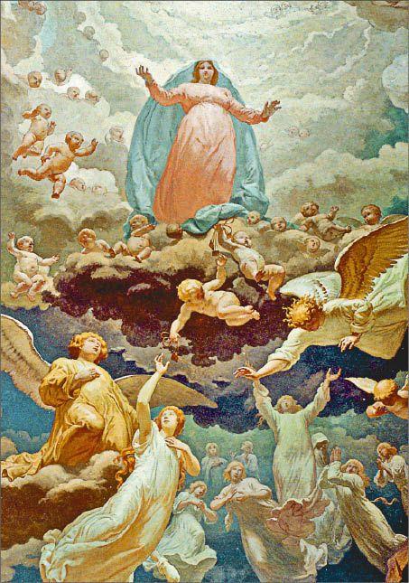 IMAGENES RELIGIOSAS: Benditas Almas del Purgatorio