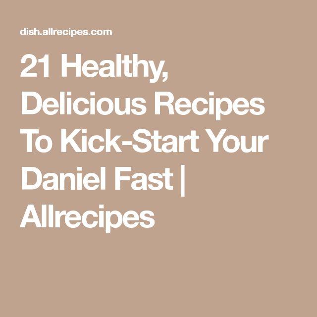 21 Healthy, Delicious Recipes To Kick-Start Your Daniel Fast | Allrecipes