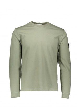 e3cc7350b1d0 Badge Sweatshirt - Sage | Mode för män i 2019 | Pinterest ...