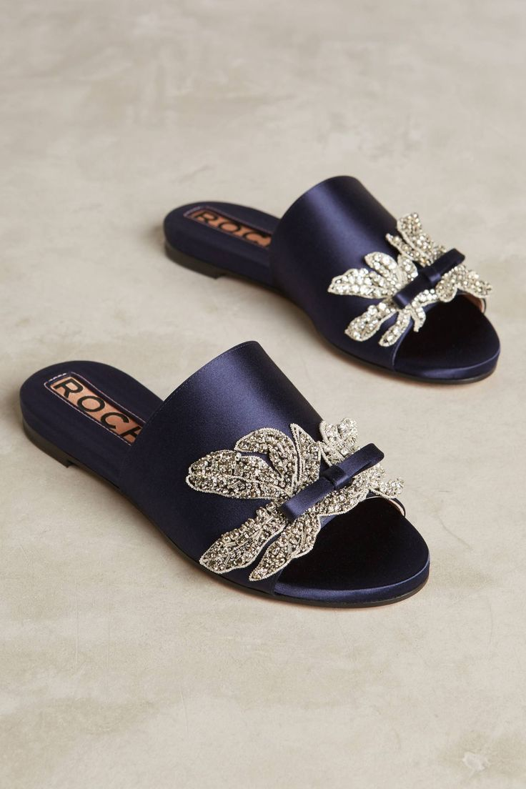 Slide View: 1: Rochas Gem Floral Slides