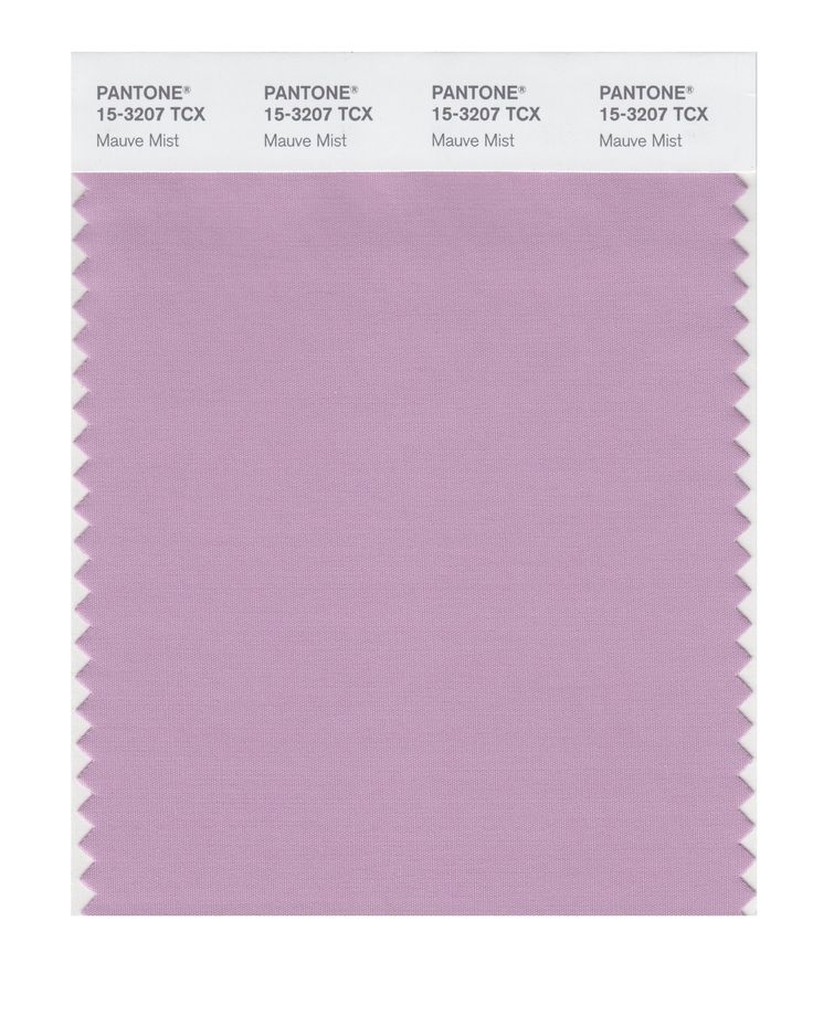 PANTONE SMART 15-4105X Color Swatch Card, Angel Falls - House Paint - Amazon.com. Mauve Mist.