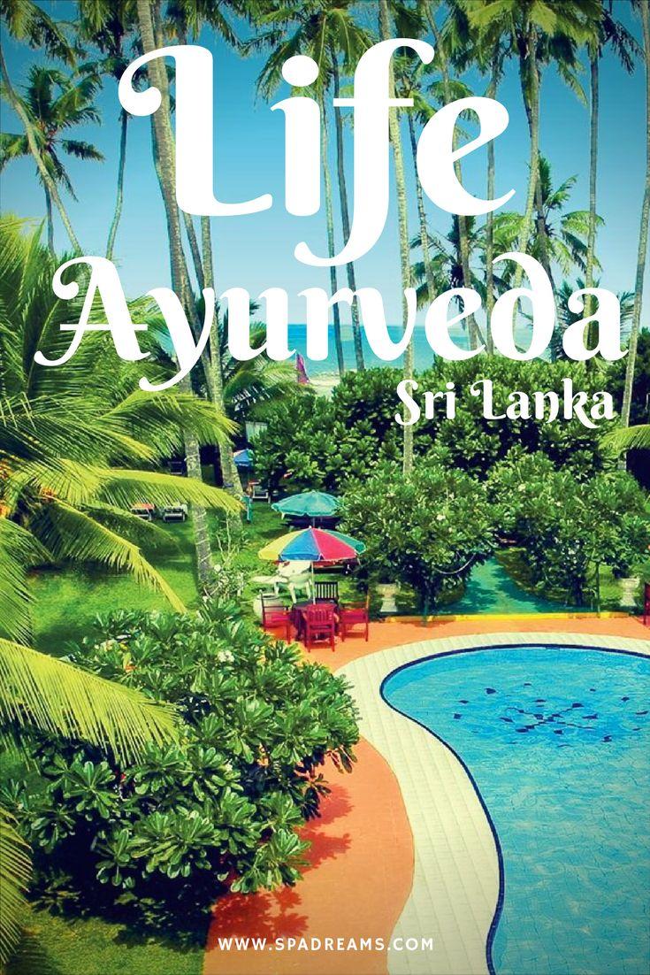 Authentic Ayurveda in Sri Lanka. Life Ayurveda Resort. Excellent Ayurveda Panchakarma