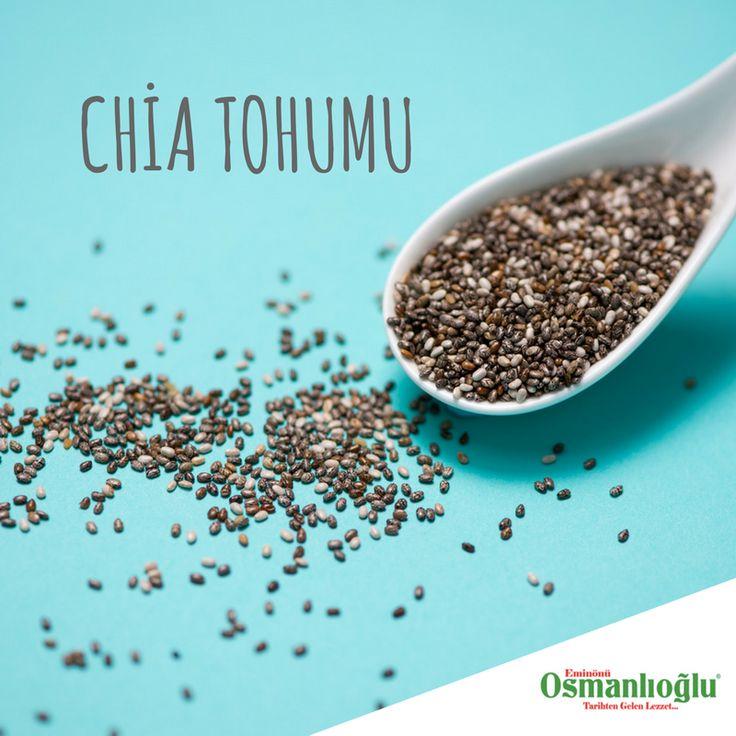 Tarihi M.Ö 3500 yıllarına kadar uzanan ve oldukça besleyici özelliği bulunan Chia Tohumu yüksek protein, lif ve omega-3 yağı asidini içeriğinde barındırmasından dolayı eşsiz bir gıdadır. Chia Tohumunu çorbalarda, reçel ve marmelatlara kıvam vermede, lezzetli tatlılar ve içecekleri hazırlarken kullanabilirsiniz.