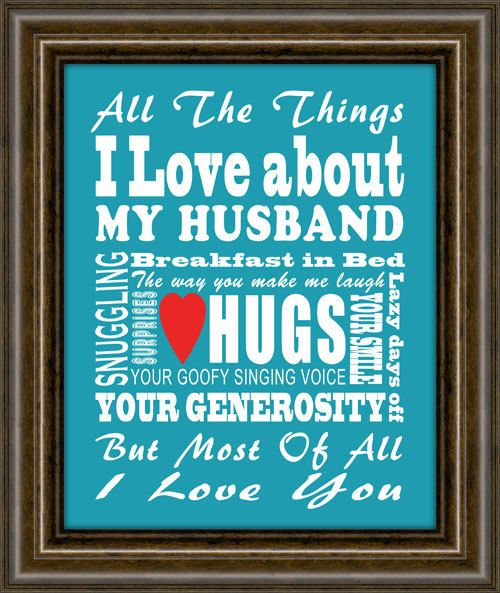Personalised Valentines Day Gift, Gifts for Him.