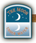 The Moon Under Water - British Colonial Tavern in downtown St. Pete, #Pinellas County