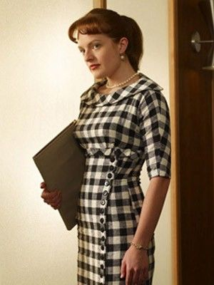 Mad Men : les looks de Betty Drapper, Joan Holloway et Peggy | Vintage Make-up