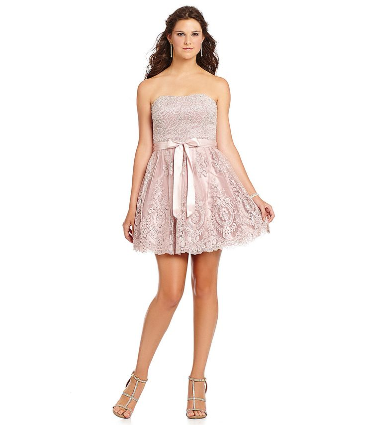 8 best homecoming dresses images on Pinterest | Dillards, Homecoming ...