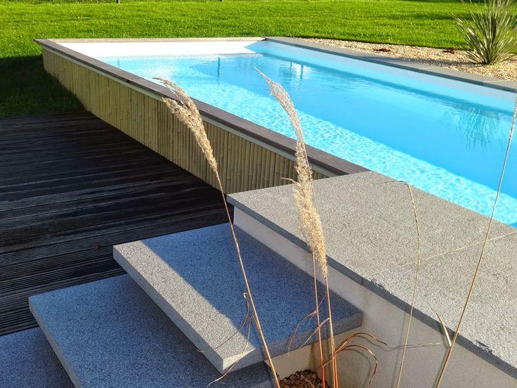 elegant piscine caron zendo horssol detente amenagement plage with prix d une piscine caron. Black Bedroom Furniture Sets. Home Design Ideas