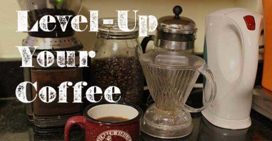 Seven Ways to Level Up Your Morning Coffee Routine | AoM