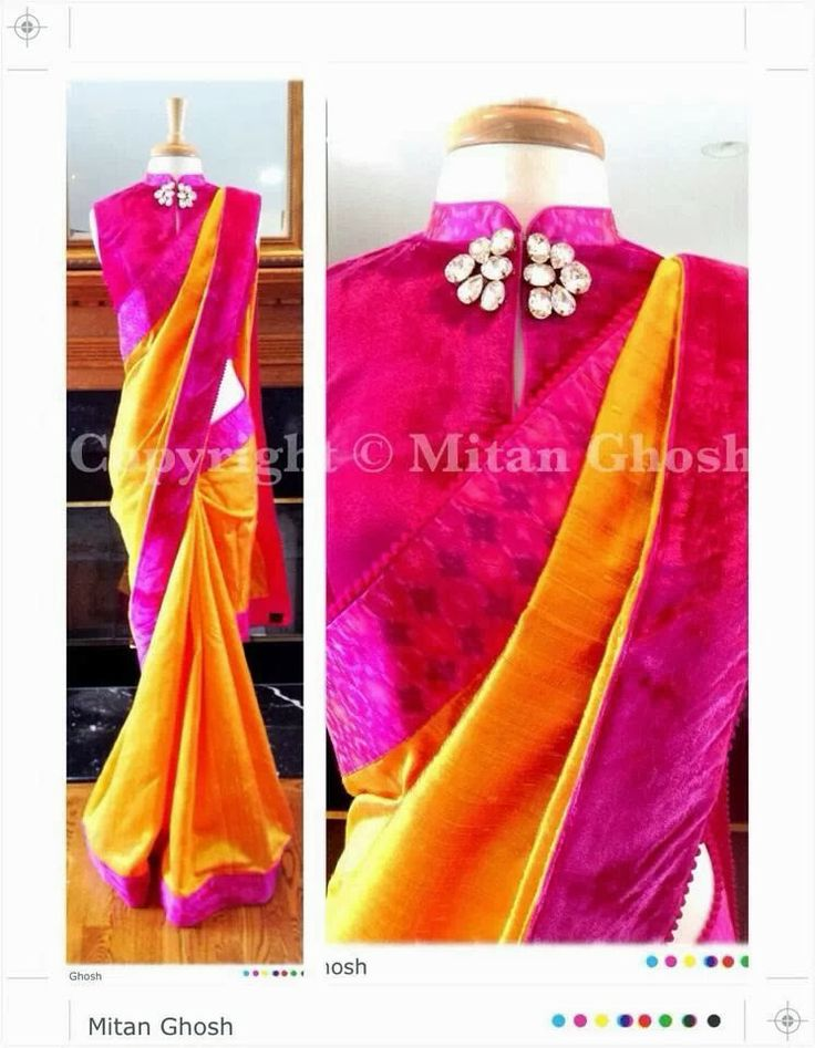 Indian Jewellery and Clothing: Unique collection of sarees, salwars and blouses f...