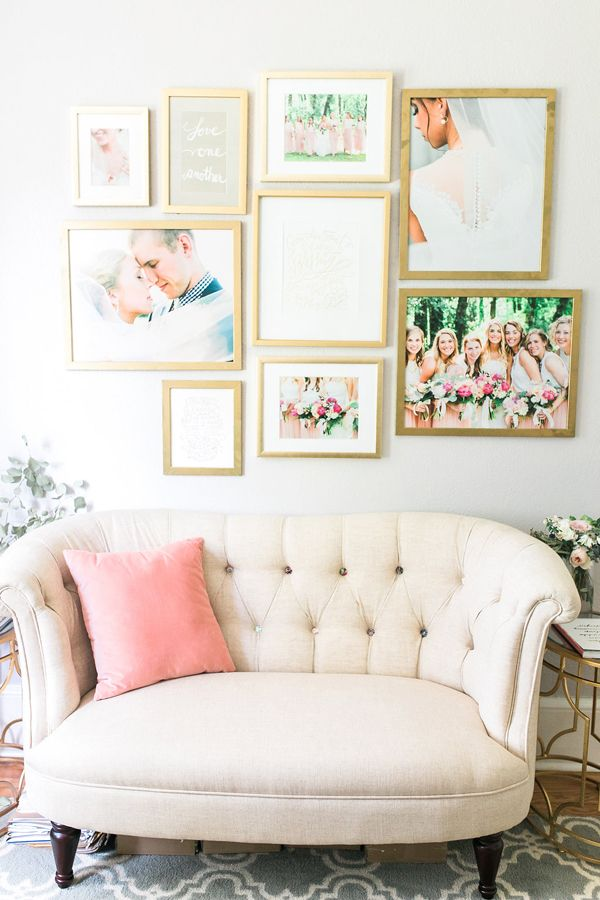 Jessi and Braden's home is adorable, absolutely — but what I love most about it is that it is also so abundantly welcoming and approachable! These two have mixed affordable finds (Walmart gallery frames!) with treasured pieces for a cozy and warm look throughout their Greenville, SC Tudor. I wasn't surprised at all when Jessi …