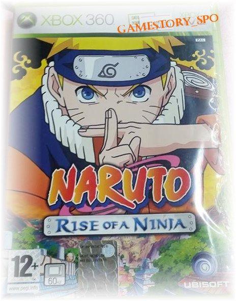 Naruto rise of ninja