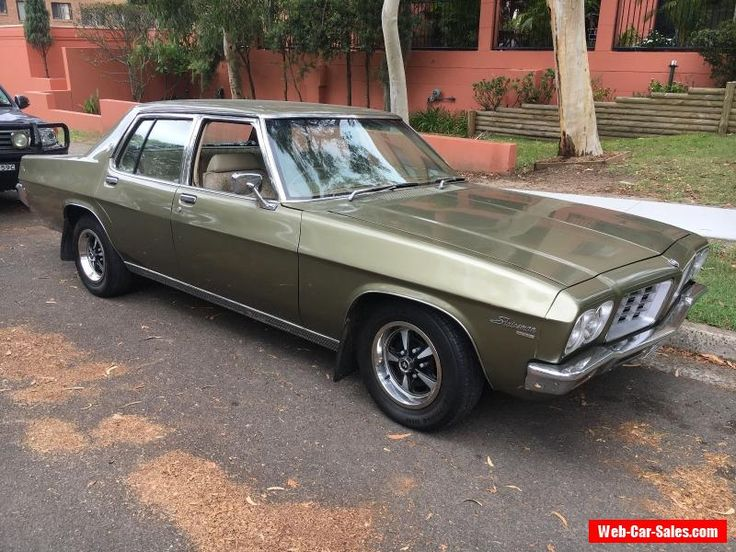 Holden HQ Statesman 350 Original Condition Monaro HJ HX HZ HG HT HT GTS  #holden #statesman #forsale #australia