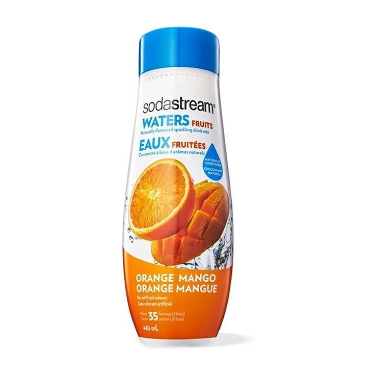 S / stream orange / mangue